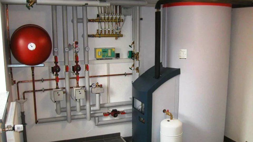Пуск системы отопления
