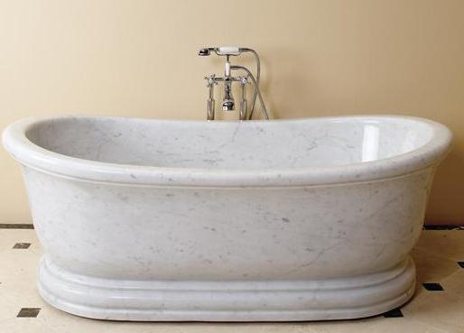 Услуги сантехника для ванны из натурального камня