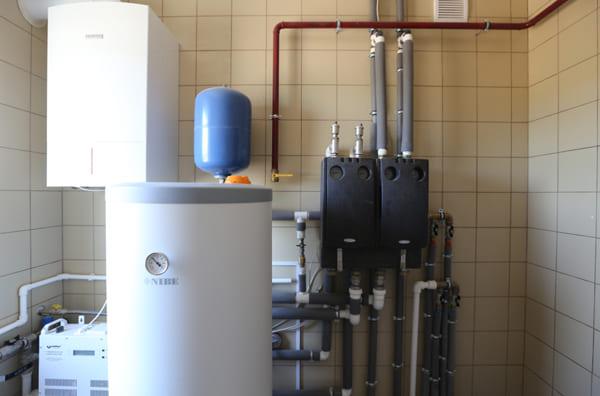 монтаж котельной, системы отопления частного дома, сантехник